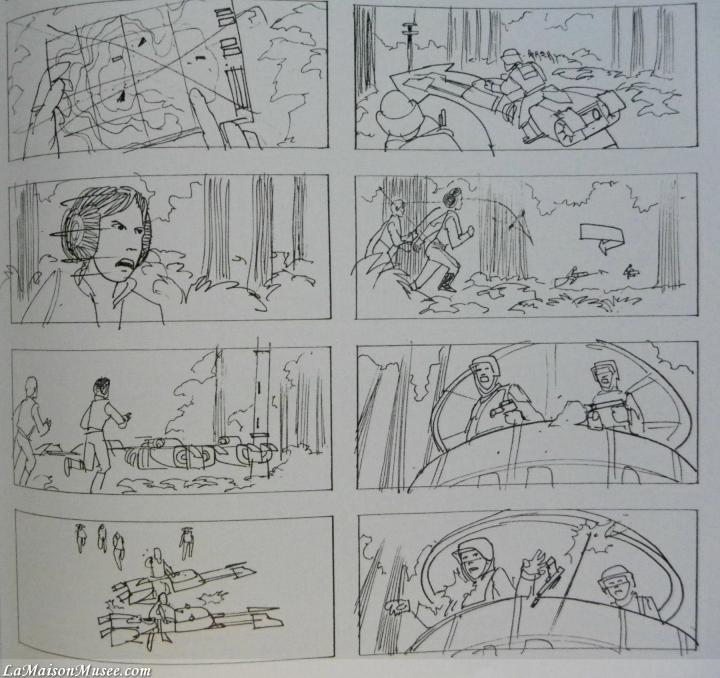 Realiser un storyboard