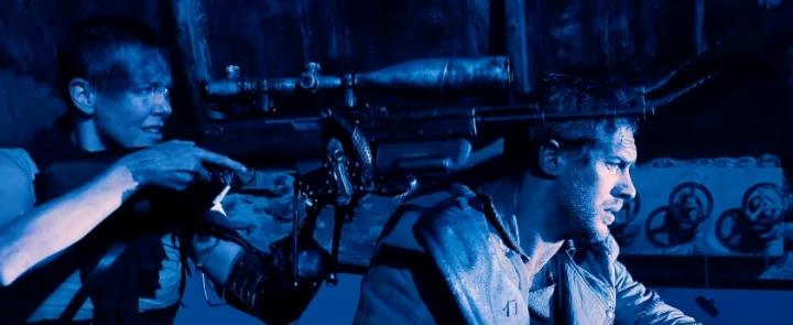 Mad Max Fury Road Max et Furiosa