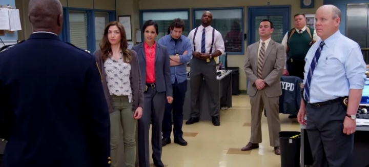 Series comparables Scrubs Brooklyn Nine-Nine