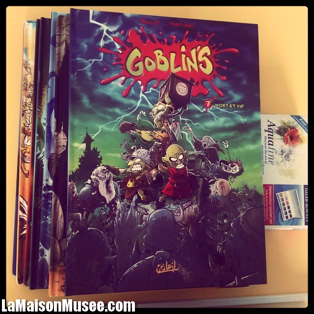 Goblins Blog BD Avis