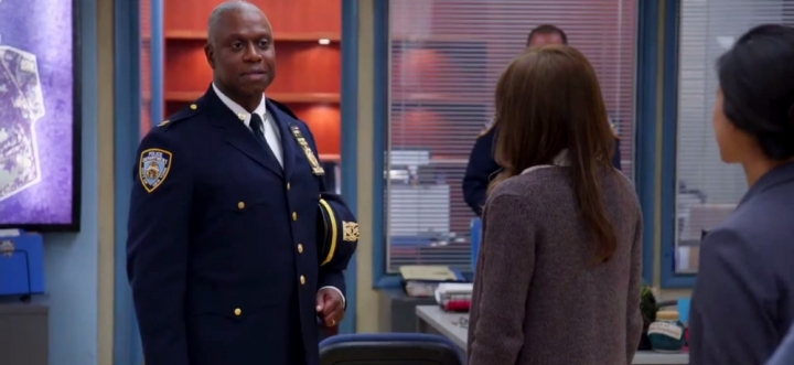 Cpt Holt Acteur Brooklyn Nine-Nine