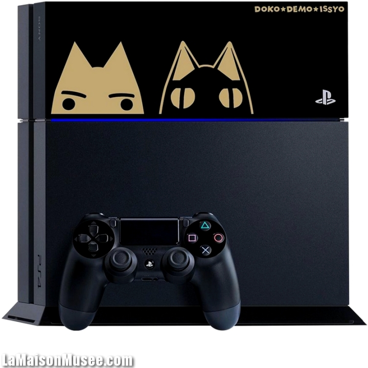 Coques PS4 Edition Limitee