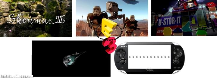 E3 2015 Blog Synthese