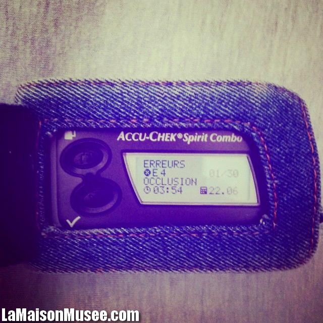 Blog Accu Chek Pompe Diabete