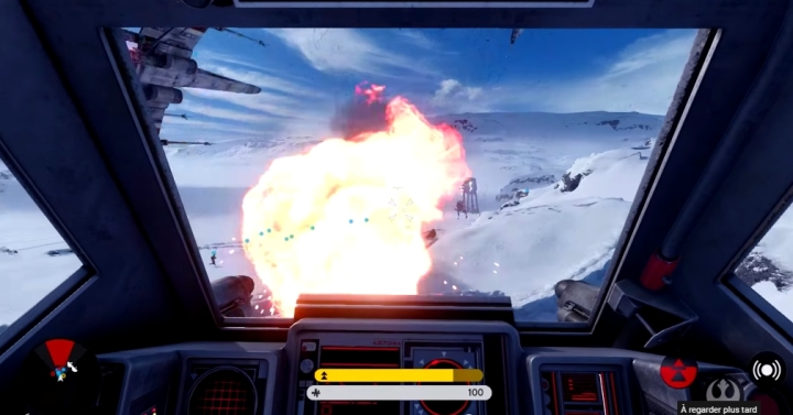 Véhicule Star Wars Battlefront PS4