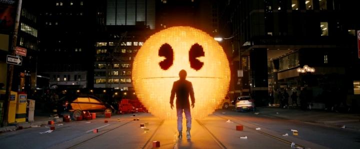 Créateur Pac Man Pixels