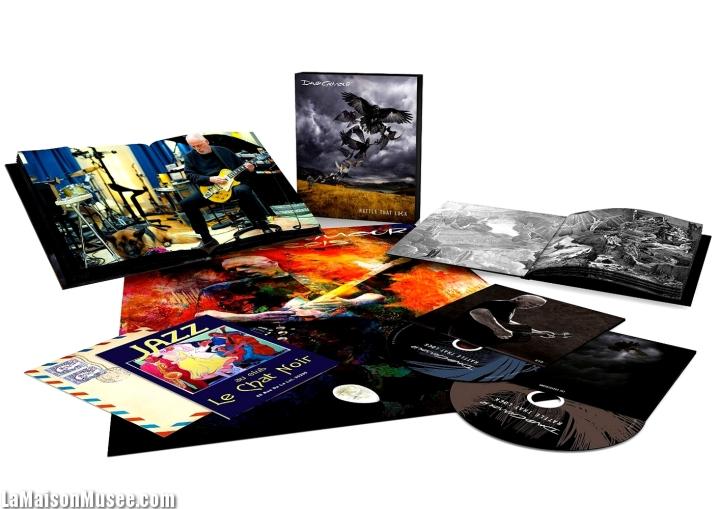 Blu-Ray David Gilmour 2015 Septembre