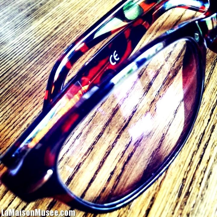 Lunettes MAVU Antifatigue Glasses Photos