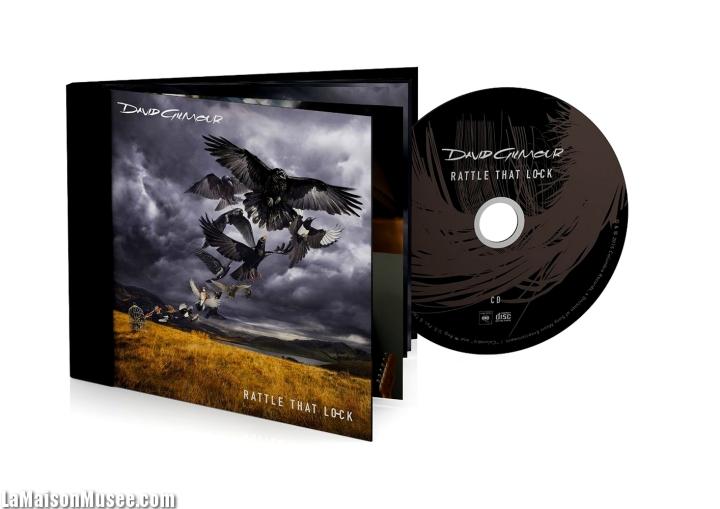 Morceaux Album Gilmour 2015