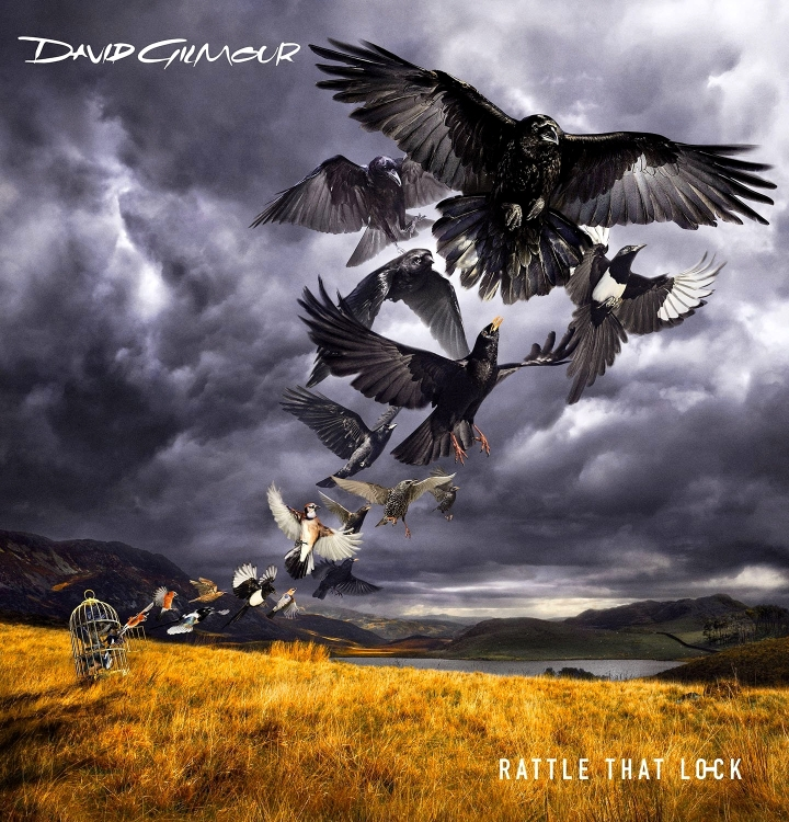 Image Rattle that Rock David Gilmour