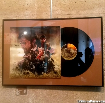 Style Cinema Vinyle MGS5 TPP