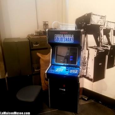 MG 2 Arcade Borne Paris