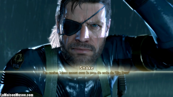 Serie TV Metal Gear Solid Parall