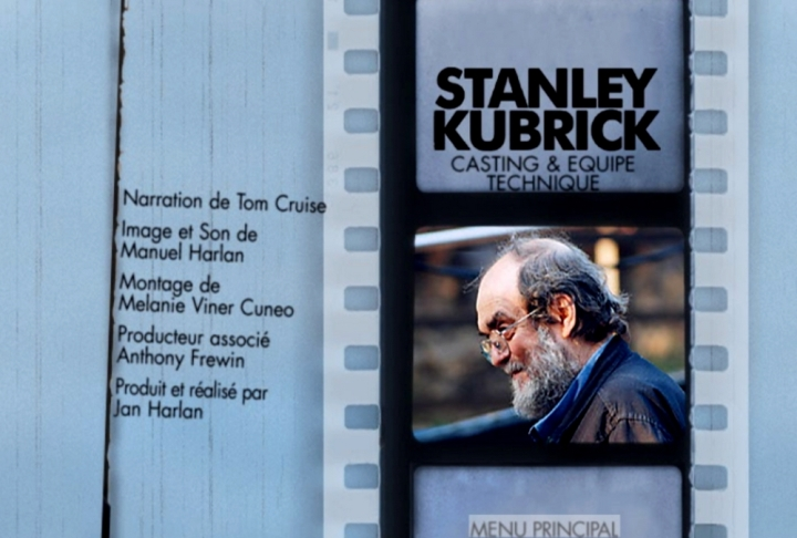 DVD Stanley Kubrick A Life in Pictures Avis