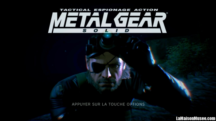 Deja-vu Images MGS 5 Ground Zeroes