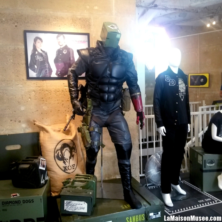 Costumes Metal Gear Solid Accessoires
