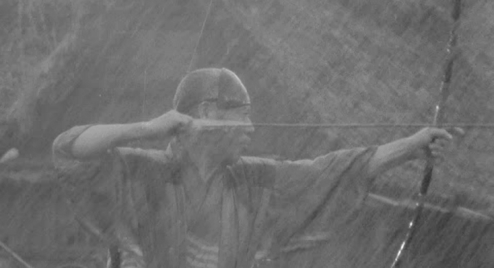 Conditions tournage Sept Samourais Akira Kurosawa