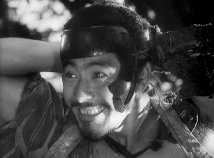 Mifune Sept Samourais Blu Ray