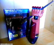 Photos Not for resale Kit MGS 5 TPP