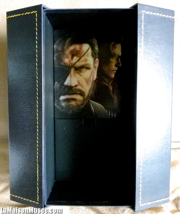 Photos PAL Collector MGS 5 The Phantom Pain