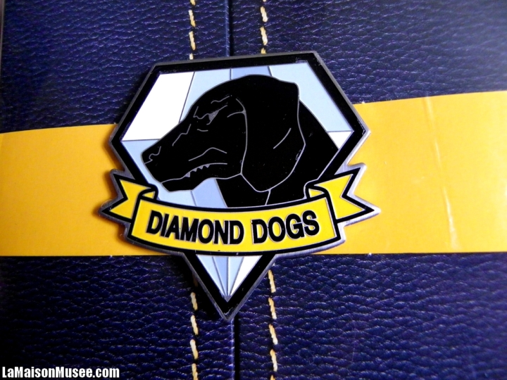 Insigne Diamond Dogs Collector