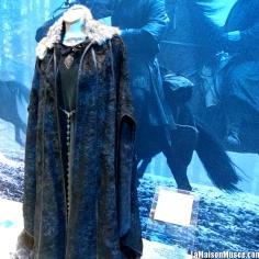 La fille de Stannis et sa tenue du Nord ...