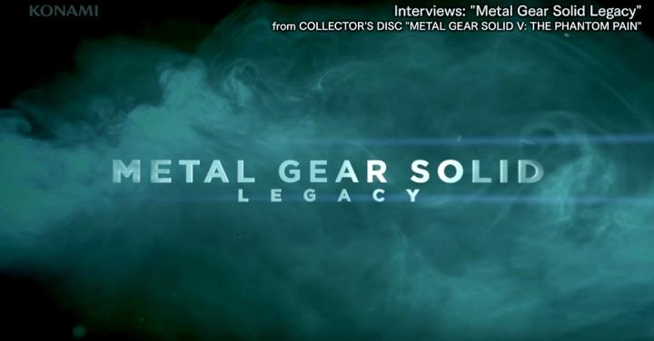 Legacy Interviews MGS V TPP