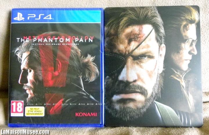 Konami a laissé entendre que certaines Editions Collector n'étaient pas munies d'éditions promotionnelles. Plutôt cocasse ... Etant donné qu'il s'agit de l'un des articles au moins essentiels d'une édition de jeu video.