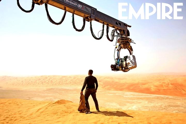 Making-Off Star Wars VII