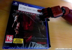 Not for resale MGS 5 TPP