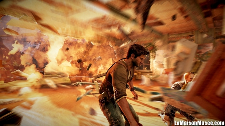 Modifications PS4 Version Uncharted