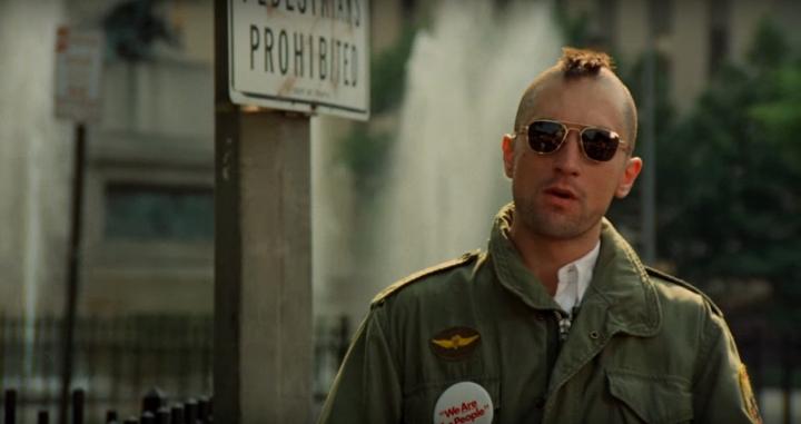 Avis Taxi Driver Cinephile