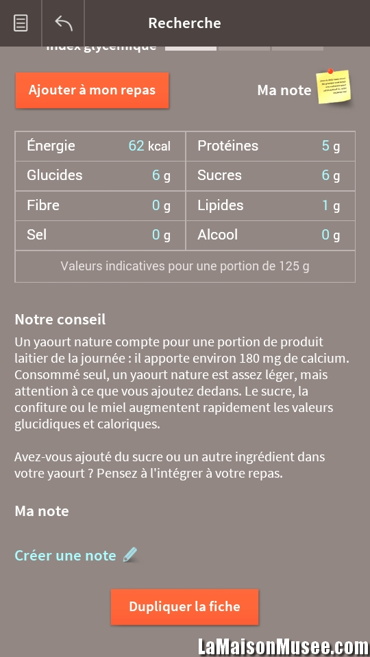 Blog Appli Diabete Type 1
