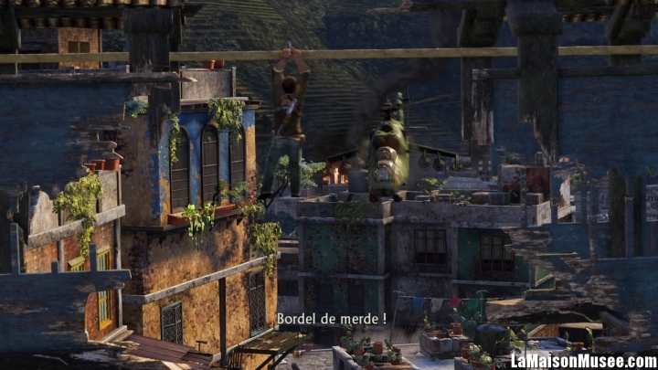 Photo Uncharted 1080 pixels 60 FPS