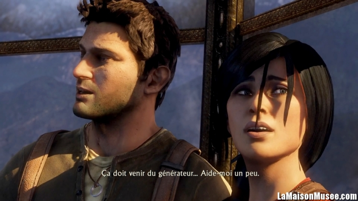 Visages PS4 Uncharted Nathan Drake Collection