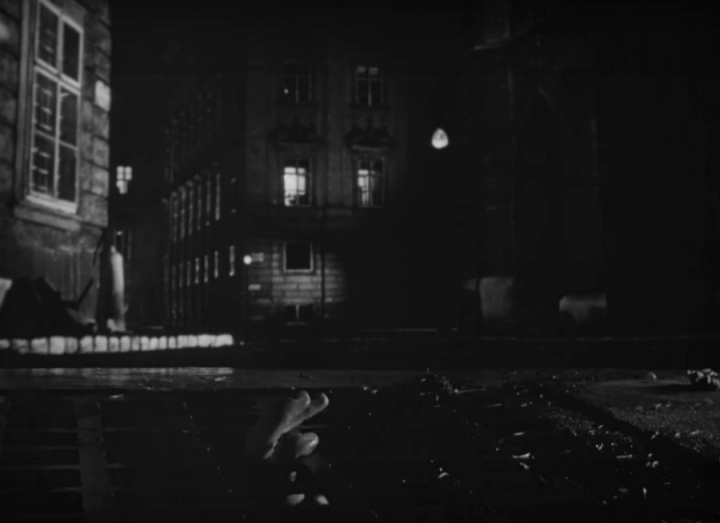 Moral Troisieme Homme Orson Welles