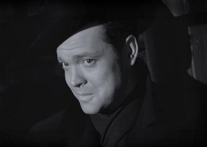 Eclairage Scene Orson Welles