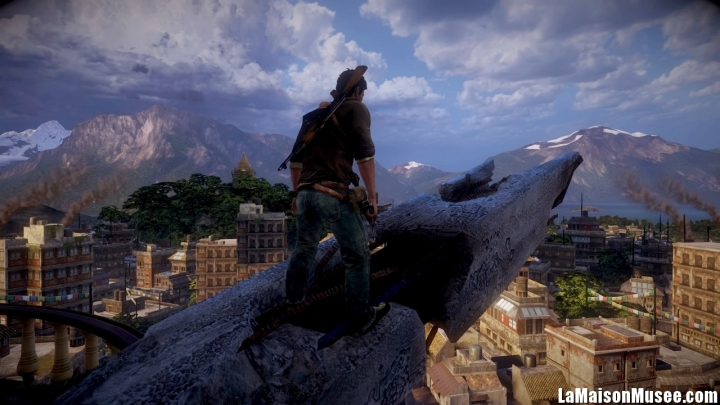 Zoom Photo Mode Uncharted ND Collection