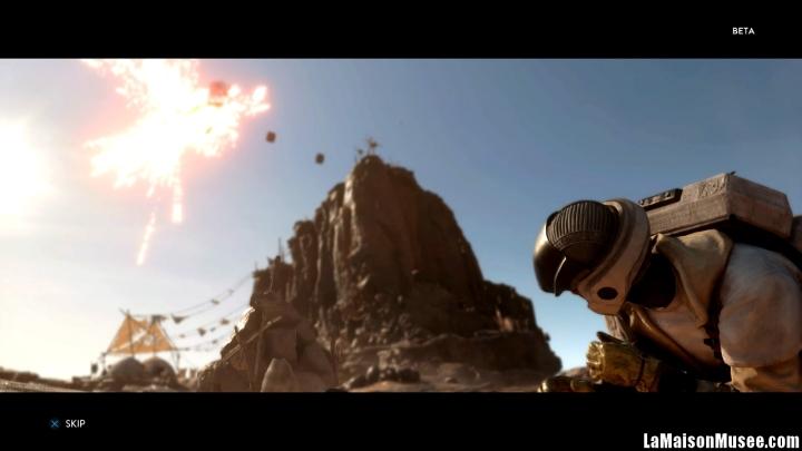 Tatooine PS4 Star Wars Battlefront