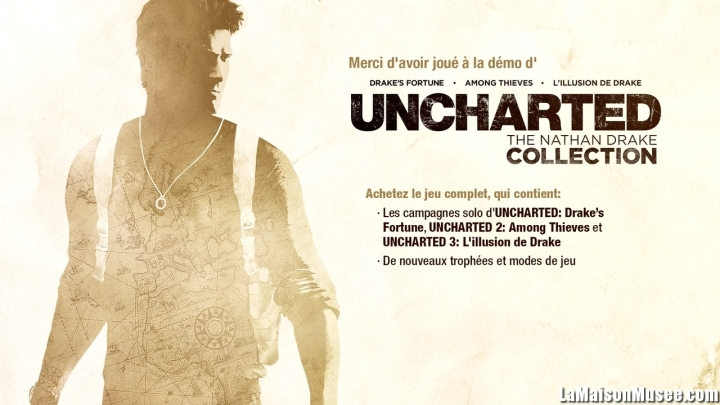 Blog Uncharted Nathan Drake Collection