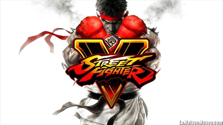 Wallpaper Street Fighter V