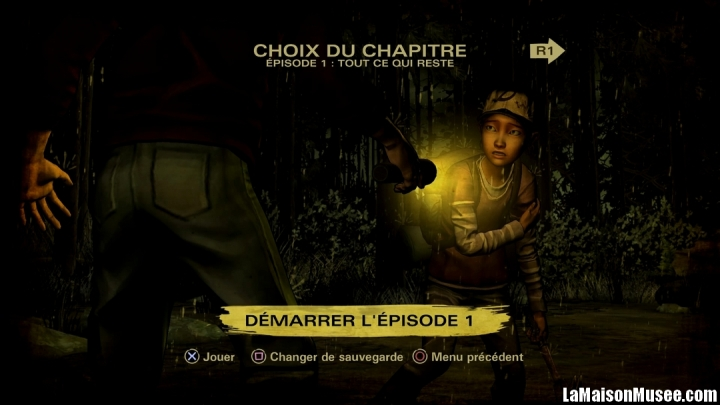 The Walking Dead Saison 2 Season Pass