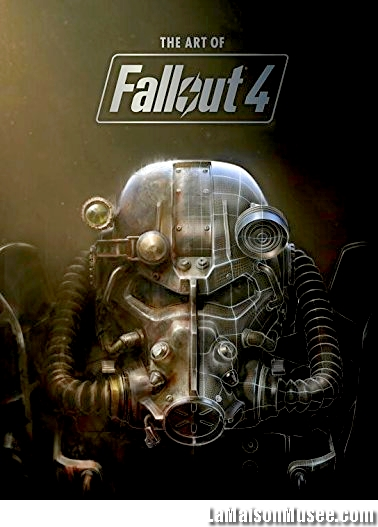 L'art de Fallout 4 Dark Horse Book
