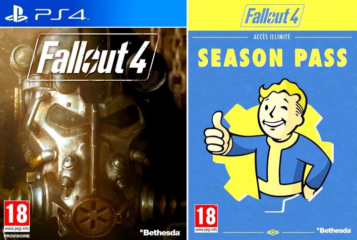 Prix Fallout 4 PS4