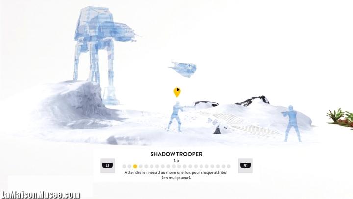 Figurines Star Wars Battlefront