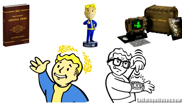 Goodies Officiels Fallout 4