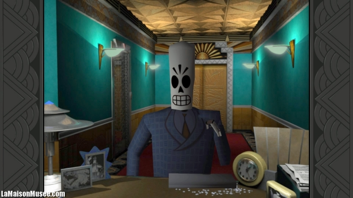 Citation Grim Fandango