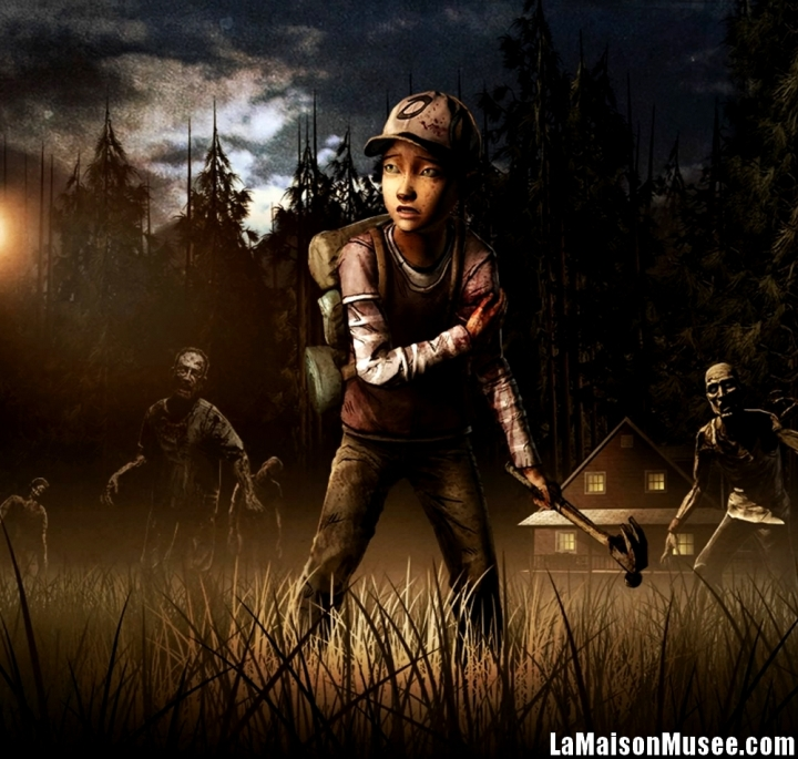 Trophees The Walking Dead Season 2
