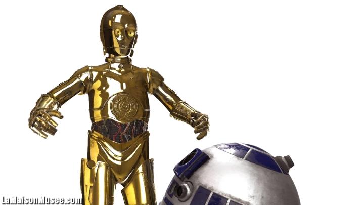 Wallpaper Star Wars Battlefront C3PO