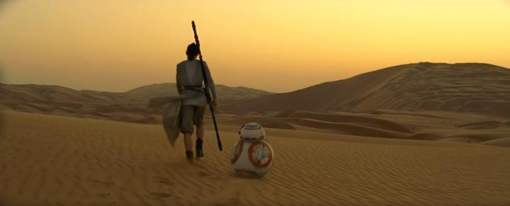 Analyse Star Wars VII